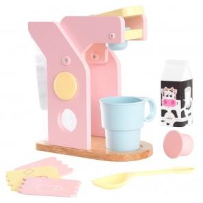 Детский игрушечный набор -  Кофемашина Pastel