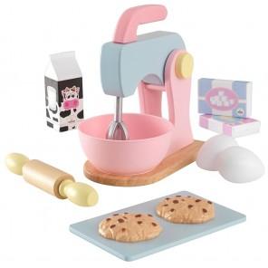 Детский игрушечный набор -  Миксер для выпечки Pastel