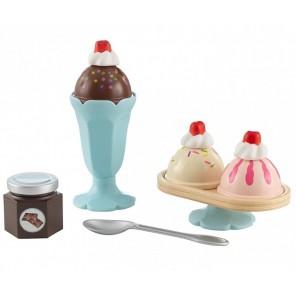 Детский набор еды - Мороженное