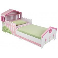 """Детская кровать """"Кукольный домик"""""""