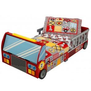 """Детская кровать """"Пожарная машина"""""""