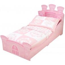 """Детская кровать """"Замок принцессы"""""""