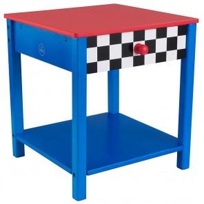 """Прикроватный детский стол Kidkraft """"Гоночная машина"""""""