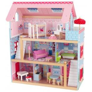 Кукольный домик Kidkraft - Открытый коттедж