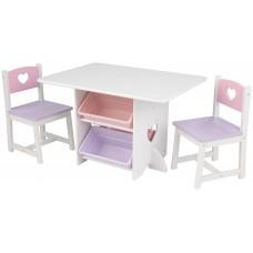 """Набор детской мебели """"Heart"""""""