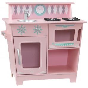 """Детская кухня Kidkraft """"Розовая классическая"""""""