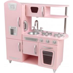"Детская кухня Kidkraft ""Винтаж розовая"""