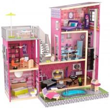 Кукольный домик Kidkraft - Роскошная вилла Глянец с бассейном