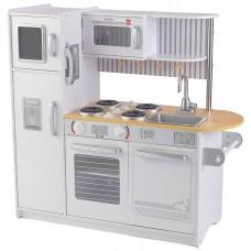 """Детская кухня Kidkraft """"Аптаун white kitchen"""""""