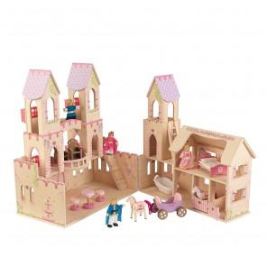 Кукольный домик Kidkraft - Замок принцессы